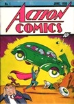 Action Comics, June 1938