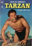Tarzan, Oct. 1951