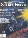 Aboriginal Science Fiction, May 1990