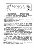 The Burroughs Bulletin, Jult 1947