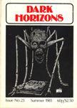 Dark Horizons, Summer 1981