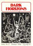 Dark Horizons, Summer 1984