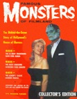 Famous Monsters of Filmland No. 1, 1958