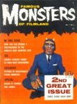 Famous Monsters of Filmland No. 2, 1959