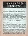 Hyborean Times, August 1968