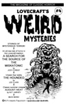 Lovecraft's Weird Mysteries No. 4, 2001