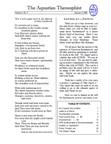 The Aquarian Theosophist, January 2001