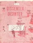 Dissenter/Disinter, Summer 1969