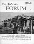 Ray Palmer's Forum, January 1966