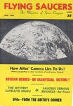 Flying Saucers, June 1960