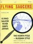 Flying Saucers, March 1962