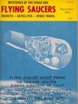 Flying Saucers, September 1963