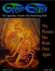 Green Egg, Spring 2007