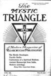 Mystic Triangle, June 1925