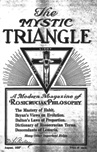 Mystic Triangle, August 1925