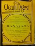 The Occult Digest, November 1947