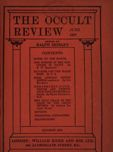 Occult Review, June 1907