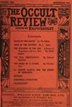 Occult Review, February 1908
