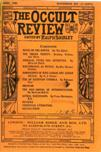 Occult Review, April 1908