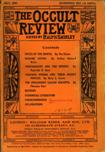 Occult Review, July 1908