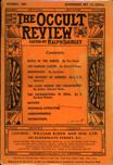 Occult Review, October 1908