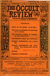 Occult Review, December 1908