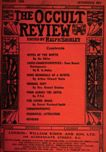 Occult Review, February 1909