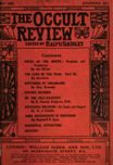 Occult Review, July 1909