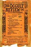 Occult Review, January 1910