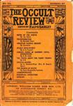 Occult Review, May 1910