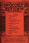 Occult Review, August  1910