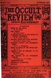 Occult Review, February 1911