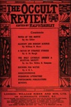 Occult Review, February 1912