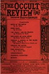 Occult Review, July 1912