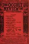 Occult Review, December 1912