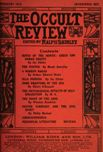 Occult Review, February 1913