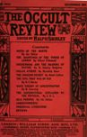 Occult Review, April 1913