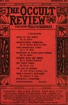 Occult Review, July 1913