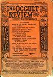 Occult Review, July 1914