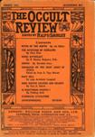 Occult Review, August  1914