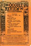 Occult Review, October 1914