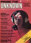Probe the Unknown, July 1975