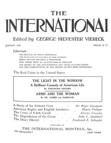 The International, January 1916