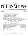 The International, August 1916