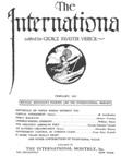 The International, February 1917