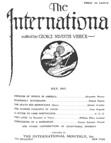 The International, Julyy 1917