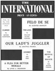 The International, August 1917