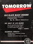 Tomorrow, Fall 1954