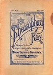 The Theosophical Ray, Oct. 1892