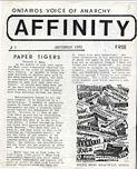 Affinity, September 1981